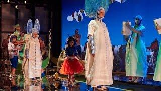 "Public Talk «Работа над костюмами к оперному сериалу ""Сверлийцы""» | Анастасия Нефедова"
