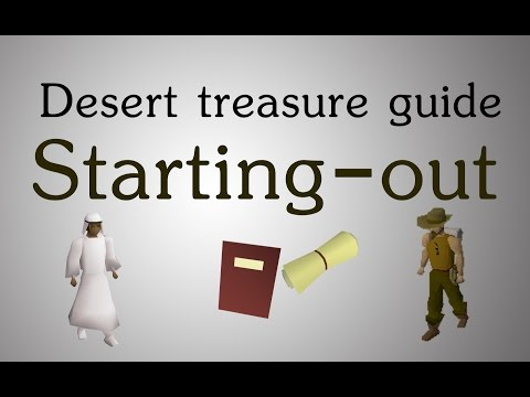 [OSRS] Desert treasure guide - Start thumbnail