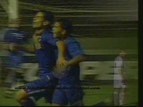 Cruzeiro 5 x 1 Rio Bananal/ES - Grupo C - 1ª Rodada - Copa Sp
