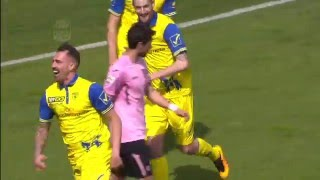 Chievo - palermo 3-1 - matchday 31 - serie a tim 2015/16 - eng