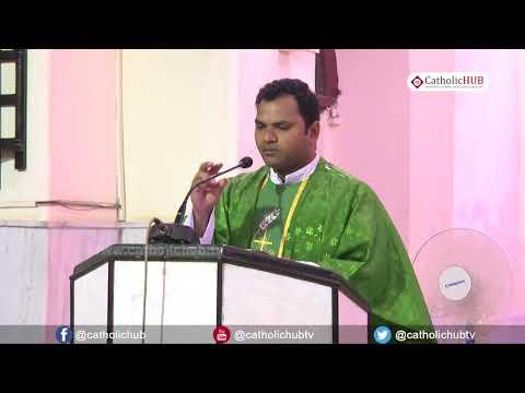 English Mass @ St Joseph's Cathedral, Gunfoundry, Hyd, INDIA 05 10 17