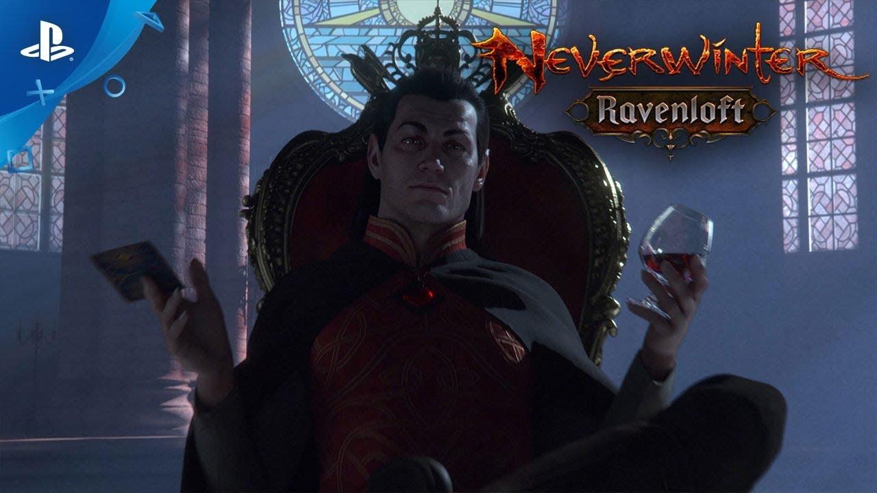 Neverwinter: Ravenloft – Cinematic Launch Trailer | PS4