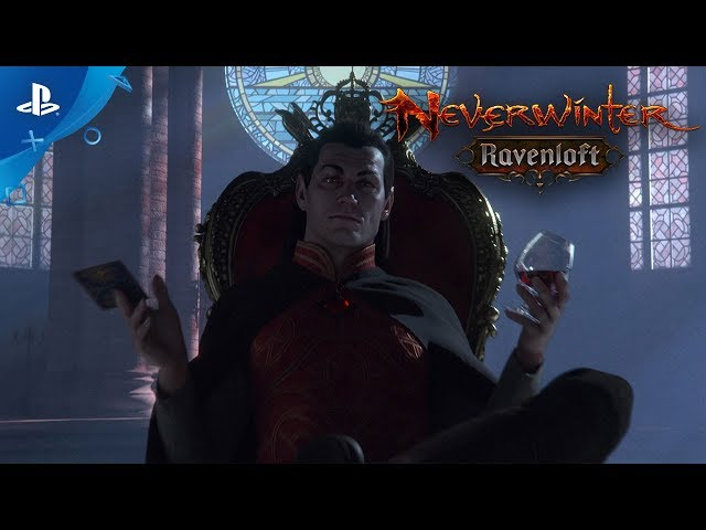 Neverwinter: Ravenloft - Cinematic Launch Trailer | PS4