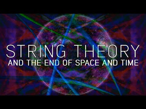 String Theory and the End of Space and Time with Robbert Dijkgraaf