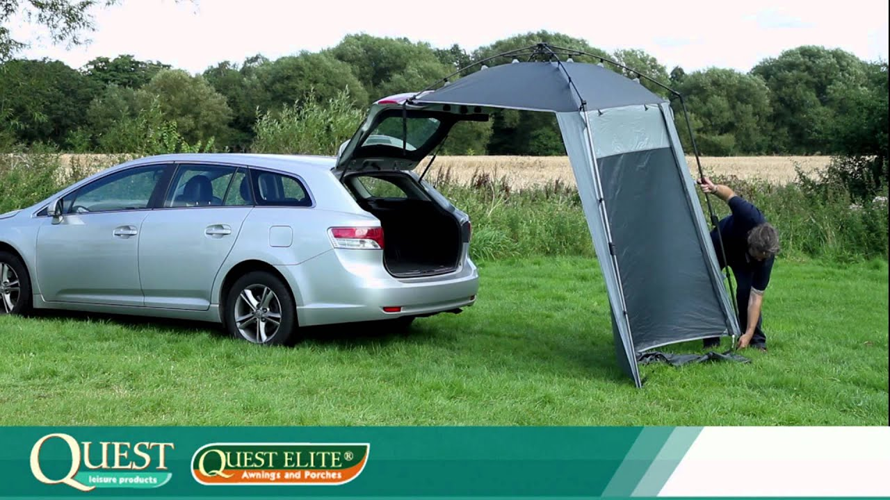 & Quest Elite Instant Universal Shelter - YouTube