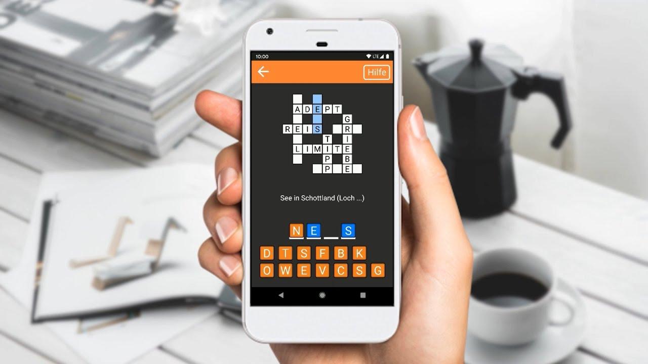 Kreuzworträtsel App Kostenlos