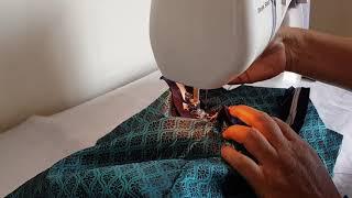 kurti back neck design cutting and stitching | Back design for kurti