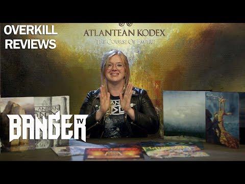 ATLANTEAN KODEX - The Course Of Empire | Overkill Reviews