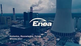 Enea - film z budowy nowego bloku Elektrowni Kozienice - wiosna 2017