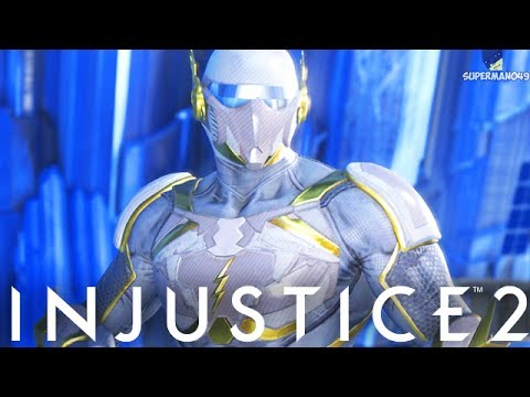 "THE MOST AMAZING EPIC GODSPEED! - Injustice 2 ""The Flash"" Gameplay"