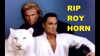 #deathofroyhorn #royhorndeath #siegfriedandroyroy horn of siegfried and roy has died at the age 75 from covid-19. very sad. with their charisma insane...