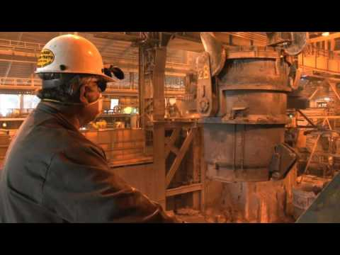 Steel making Process