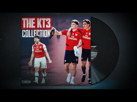 The KT3 Collection | The very best of Kieran Tierney | Feat Gerry Cinnamon
