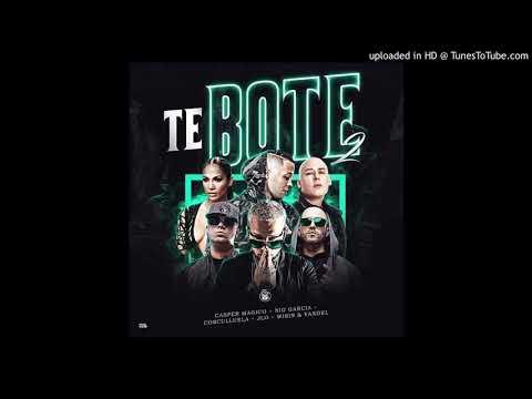Casper, Nio Garcia, Cosculluela, Jennifer Lopez, Wisin y Yandel – Te Boté 2 (Preview Yandel)