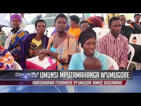CLOUDS TONIGHT:MU RWANDA UMUNSI W'UMUGORE WAZANYE IBISUBIZO KURI BAMWE.