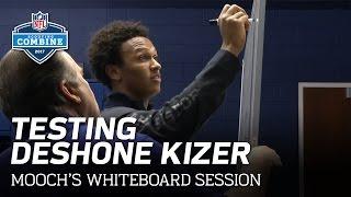 Testing DeShone Kizer