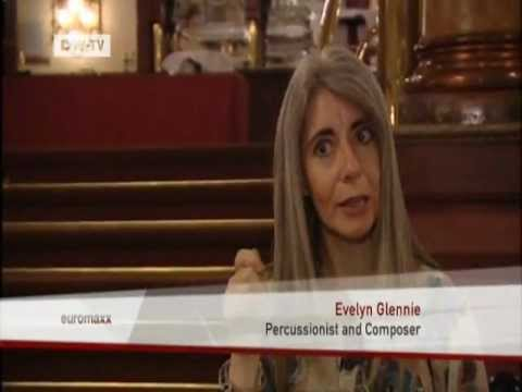 Evelyn Glennie - Profile