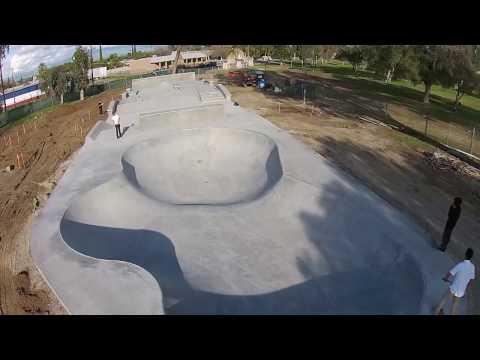 Digiorgio Action Park - Arvin Skatepark in California