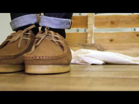 Clarks Wallabees Review