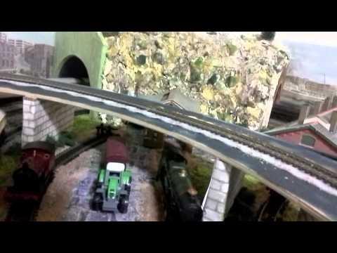 My Model village Railway,