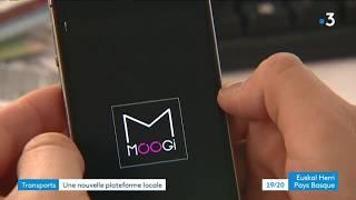 Moogi, l'application de chauffeurs VTC déployée au Pays basque
