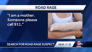 Woman says she was dragged from car, beaten in road rage incident