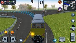 Car Driving School Simulator 2018 Canada Map Bus Walkthrough | ios / Android Gameplay | Droidnation