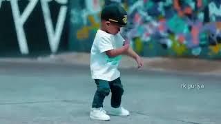 Little cute boy dance on expert jatt song funny