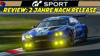2 Jahre Später: Ist GT Sport gut? | Gran Turismo Sport Review German / Test Deutsch | 4K Gameplay