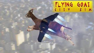 Flying Goat City Sim