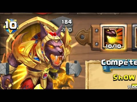 Castle Clash - Anubis Gameplay, Test Complet