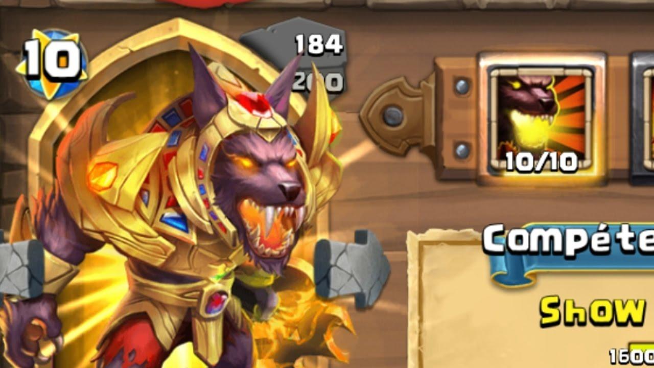 Castle Clash Anubis Talent
