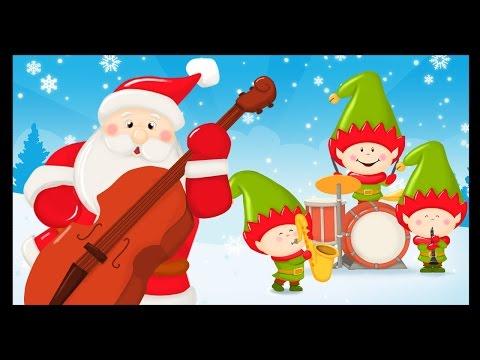 Noël, c'est comme un rythme de jazz - 25 min de comptines de Noël