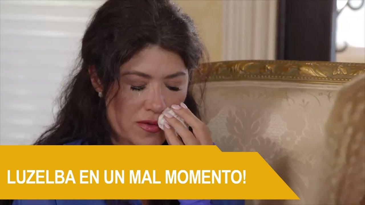 Luzelba recibe una noticia muy triste | Rica Famosa Latina | Temporada 3  Episodio 19