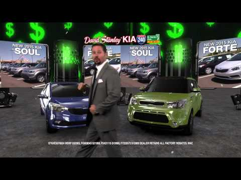 David Stanley Kia Model Year Closeout