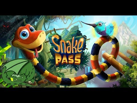 Let's Play Snake Pass   Assassin's Creed For Snakes