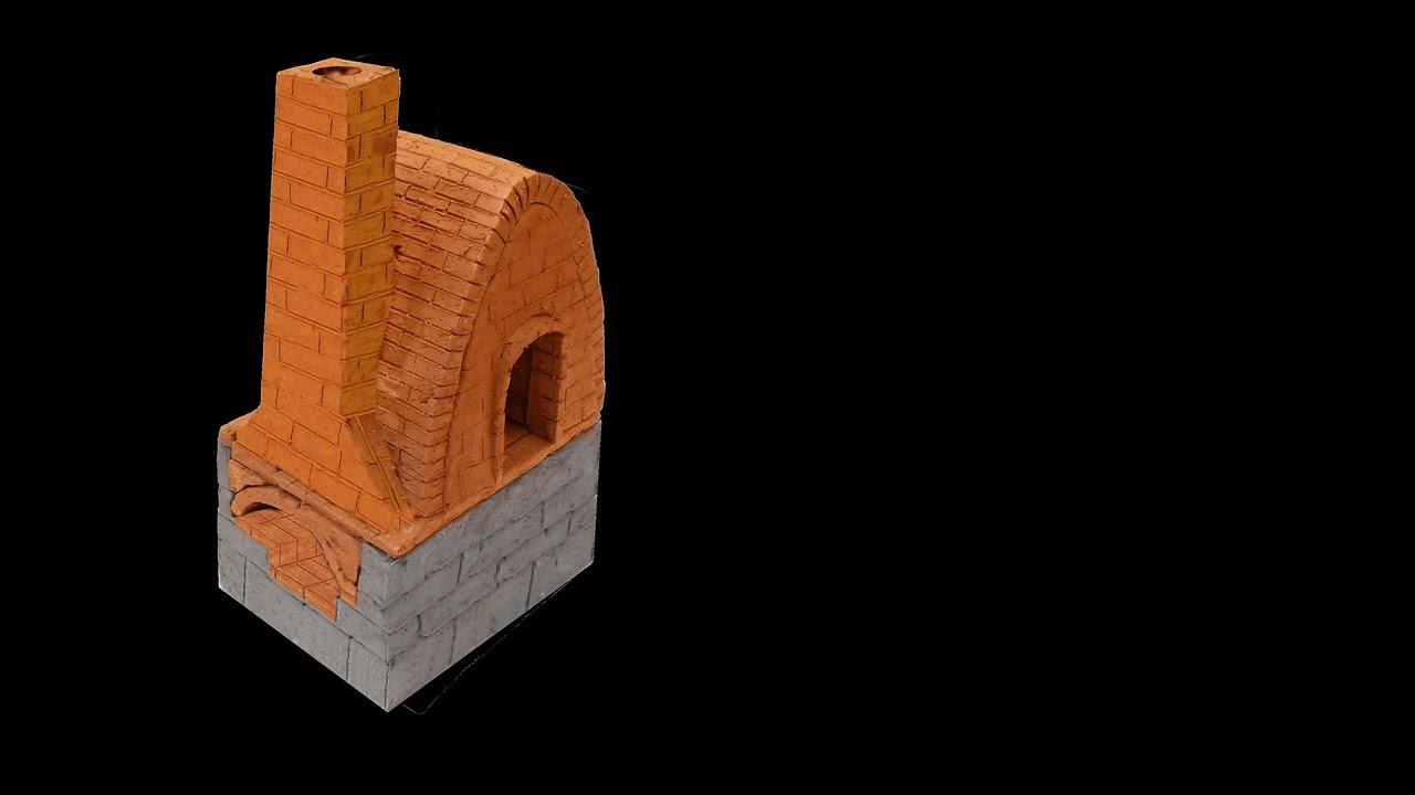 Dise o de horno catenario para cer mica peque o y eficaz for Disenos para ceramica