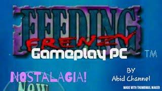 Download NOSTALAGIA! Game ikan makan ikan (Feeding Frenzy) | Gameplay Indonesia Mp3