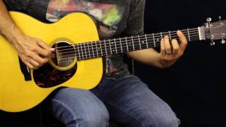 Labrinth - Beneath Your Beautiful - Acoustic Guitar Lesson - How To Play