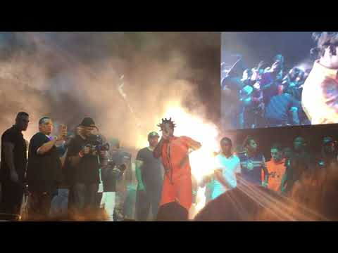 Kodak Black - Tunnel Vision (Live at Watsco Center in Coral Gables,FL on 8/10/2017)