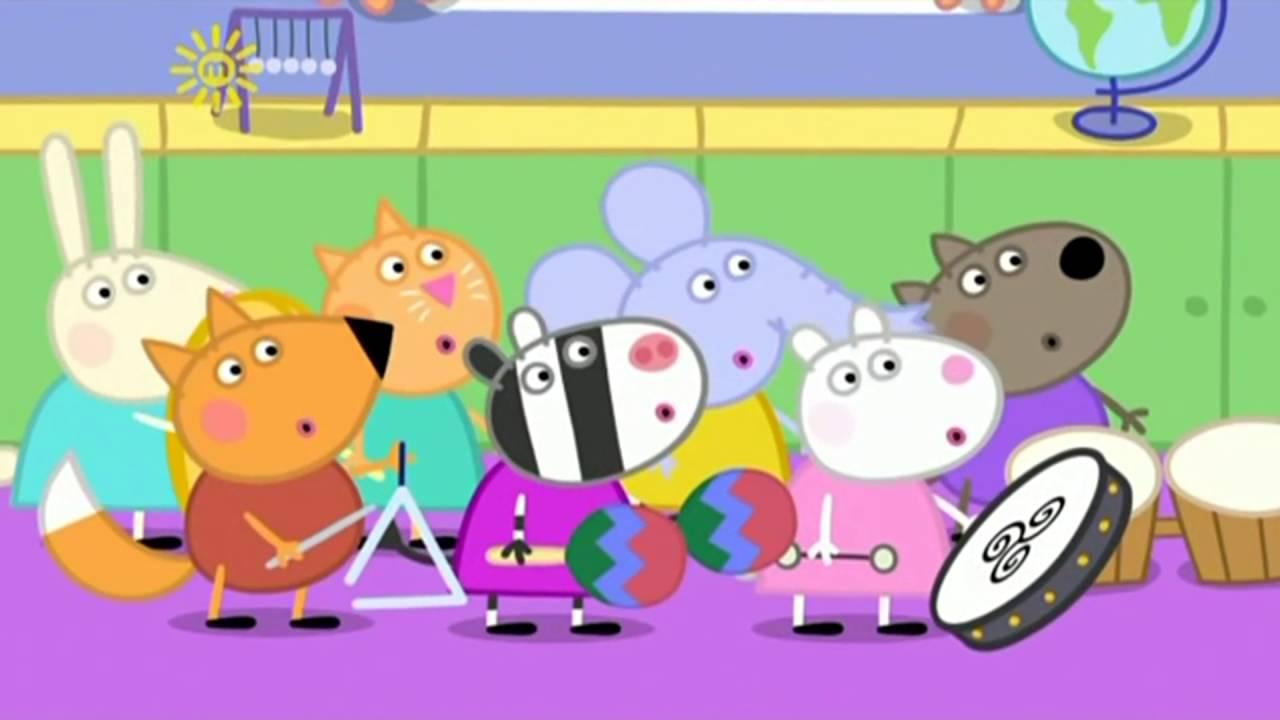 Peppa Pig English Episodes Compilation Season 5 Non Stop 2016