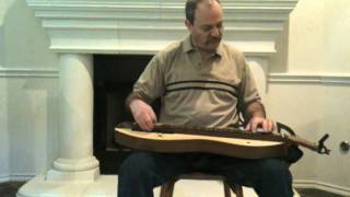 Mark Gilston - Polly Put the Kettle On on mountain dulcimer