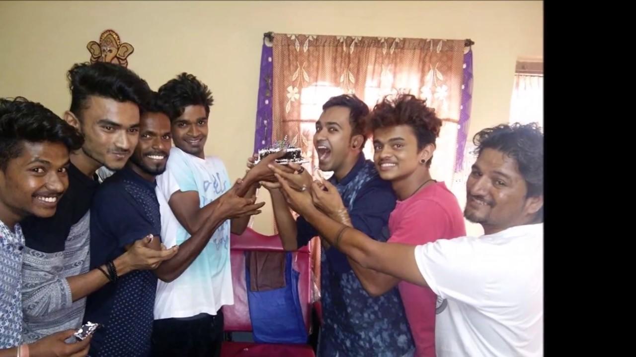 Dhee jodi Yashwanth master birthday celebrations last year ...