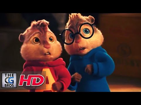 """CGI & VFX Showreels: """"Alvin and the Chipmunks 4"""" - by Roy Margalit 