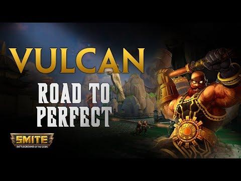 SMITE! Vulcan, Mejor si nos concentramos! Road To Perfect S5 #2