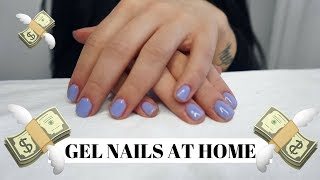 DIY OPI GEL NAILS AT HOME - EASY & SAVE MONEY | Chels Nichole