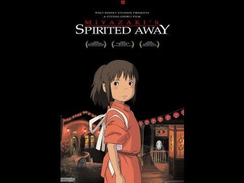 how to watch spirited away legally