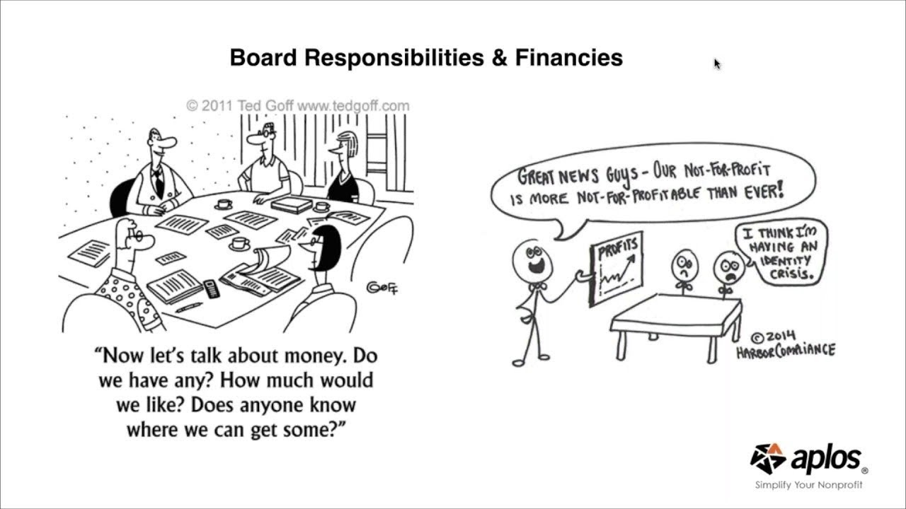 Financial Training for Board Members