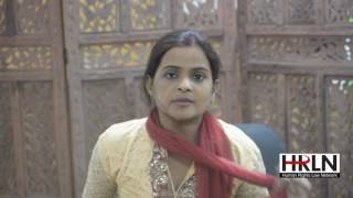 Acid Attack Survivors Speak - Sapna