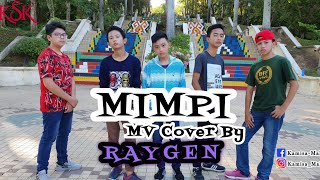 Cover images MIMPI K-Clique Feat Alif (MV Cover by RayGen)